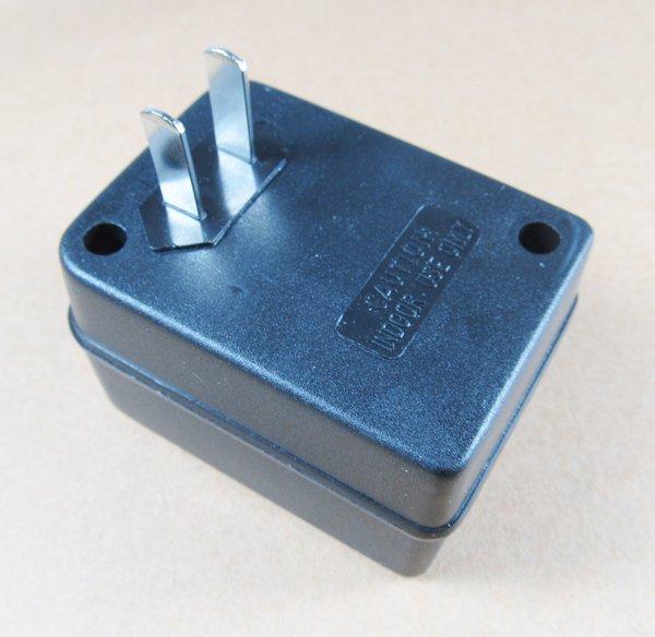 AC converter, 115V to 230V