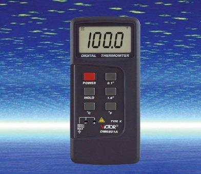 DM6801A  High temperature Digital Temperature Thermometer Meter K Type Digital Temperature Meter