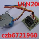 5V Stepper Motor with ULN2003 Drive Test Module Board