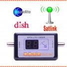 Satlink WS6903 Digital Displaying Satellite Finder Meter,LCD Display TV