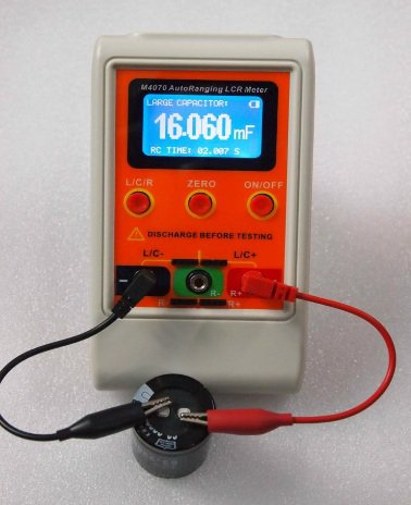 Special offer! M4070 AutoRanging LCR Meter Up to 100H 100mF 20MR, 1% accuracy 5 digit display