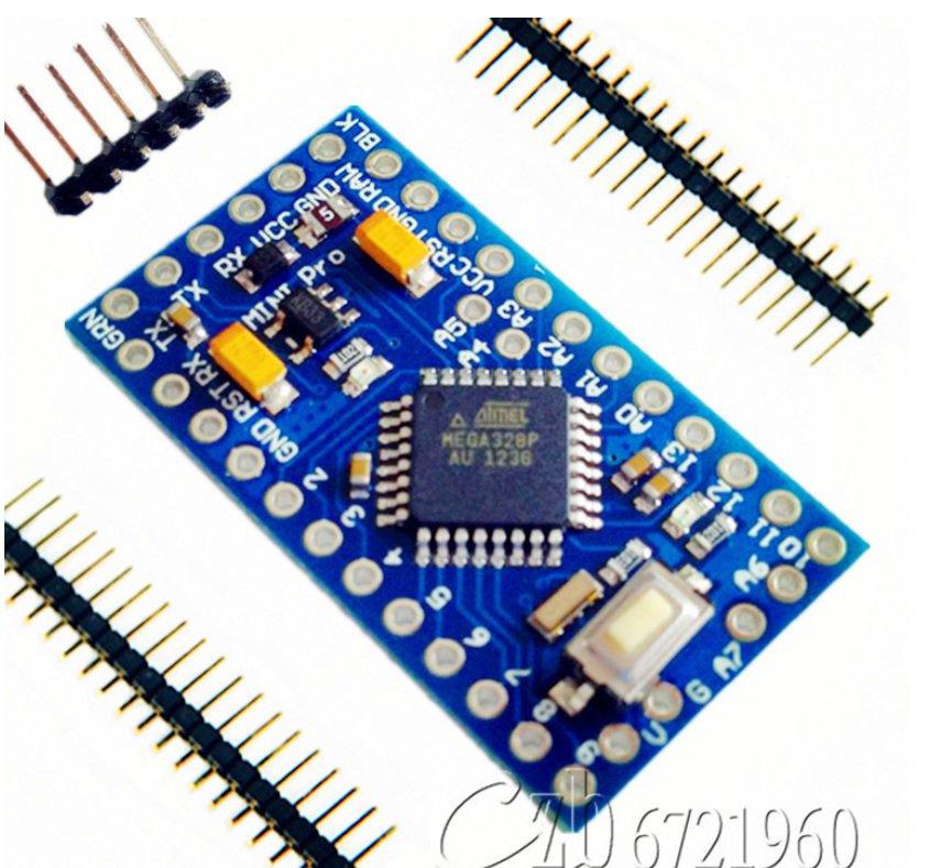 New Pro Mini atmega328 5V 16M Replace ATmega128 Arduino