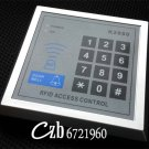 RFID Security Door Lock Access Control System
