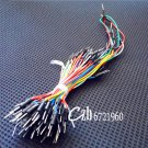 65Pcs Jumper Cable Wires for ArduinoMale to Male Solderless Flexible Breadboard