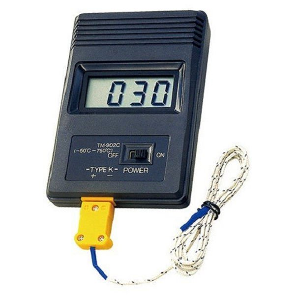 High Temperature  Digital Thermometer TM-902C. -50~1300�.