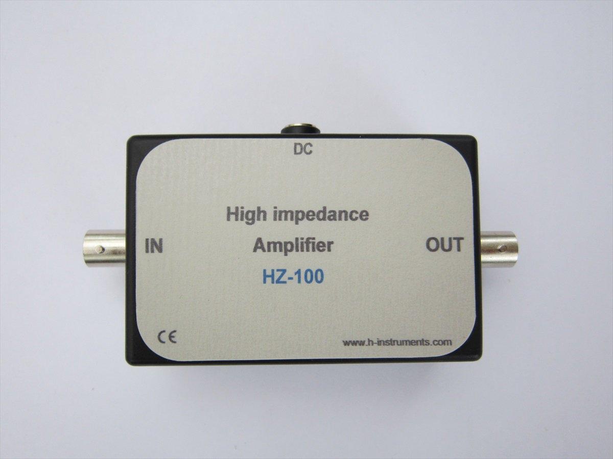 PIEZO SENSOR AMPLIFIER HZ-100 PH  Hydrophone