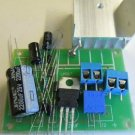 Adjustable Power Supply Board With LM317 and  Rectified AC DC Input DIY KIT