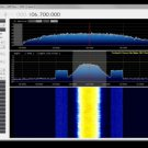 RF Spectrum Analyzer using DVB-T USB dongle