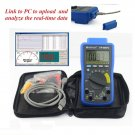 HoldPeak HP-90EPC Digital Multimeter + Battery Tester with USB PC-Link