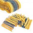 400 Pcs 1/4W 1% 30 Kinds Each Value Metal Film Resistor Assortment Kit