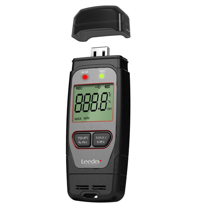 LD 9105 High Accuracy Temperature & Humidity Data Logger