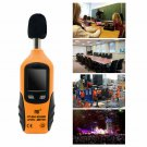 Digital Audio Sound Level Meter 40~130dB Decibel