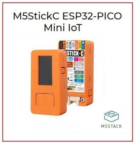 M5StickC ESP32 PICO Mini IoT Finger Computer Color LCD USB C CABLE M5STACK
