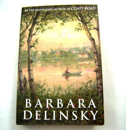 Lake News by Barbara Delinsky HB