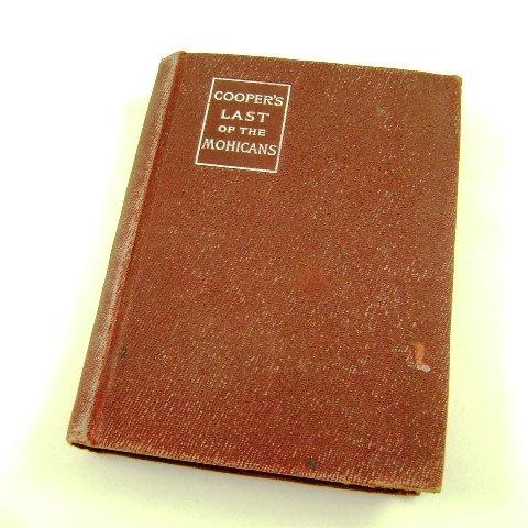 Cooper's Last of the Mohicans Macmillan's Pocket Classics 1903