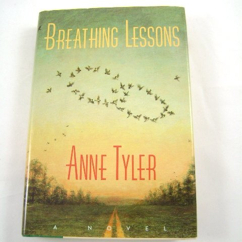 Breathing Lessons by Anne Tyler HB 1st Trade Edition