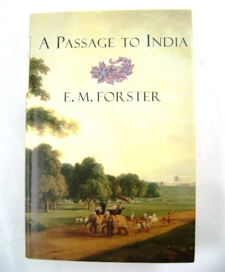 A Passage To India by E.M. Forster BOMC Edition HB 1995