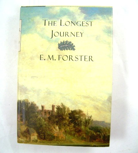 The Longest Journey by E.M. Forster BOMC 1995 HB