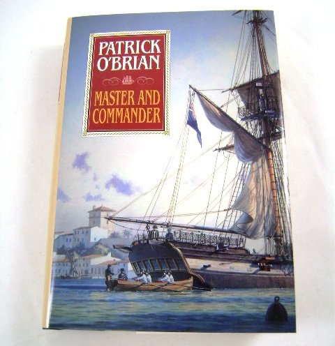 Master and Commander by Patrick O'Brian HB Jack Aubrey novels
