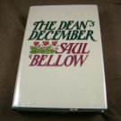 The Dean's December by Saul Bellow HB