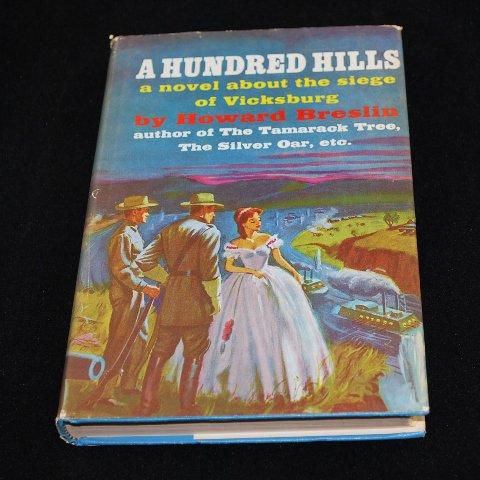 A Hundred Hills by Howard Breslin  1960 Edition