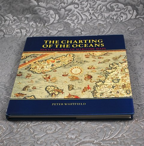 The Charting Of The Oceans by Peter Whitfield HB