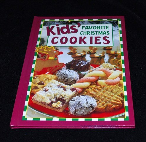 Kid's Favorite Christmas Cookies