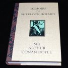Memoirs of Sherlock Holmes by Sir Arthur Conan Doyle BOMC 1994 Edition