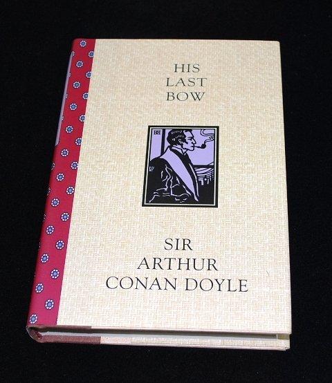 His Last Bow by Sir Arthur Conan Doyle BOMC 1994 Edition