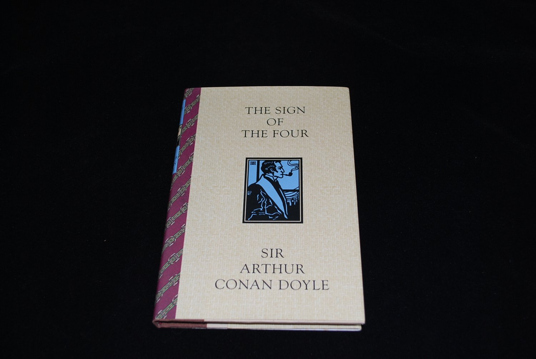 The Sign of The Four by Sir Arthur Conan Doyle BOMC 1994 Edition