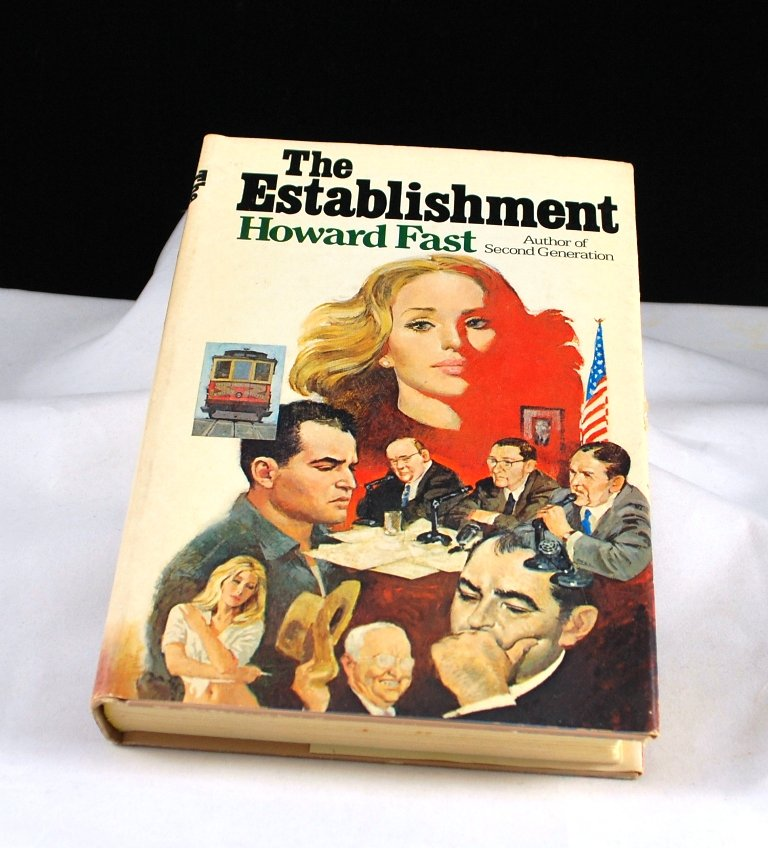 The Establishment by Howard Fast HB