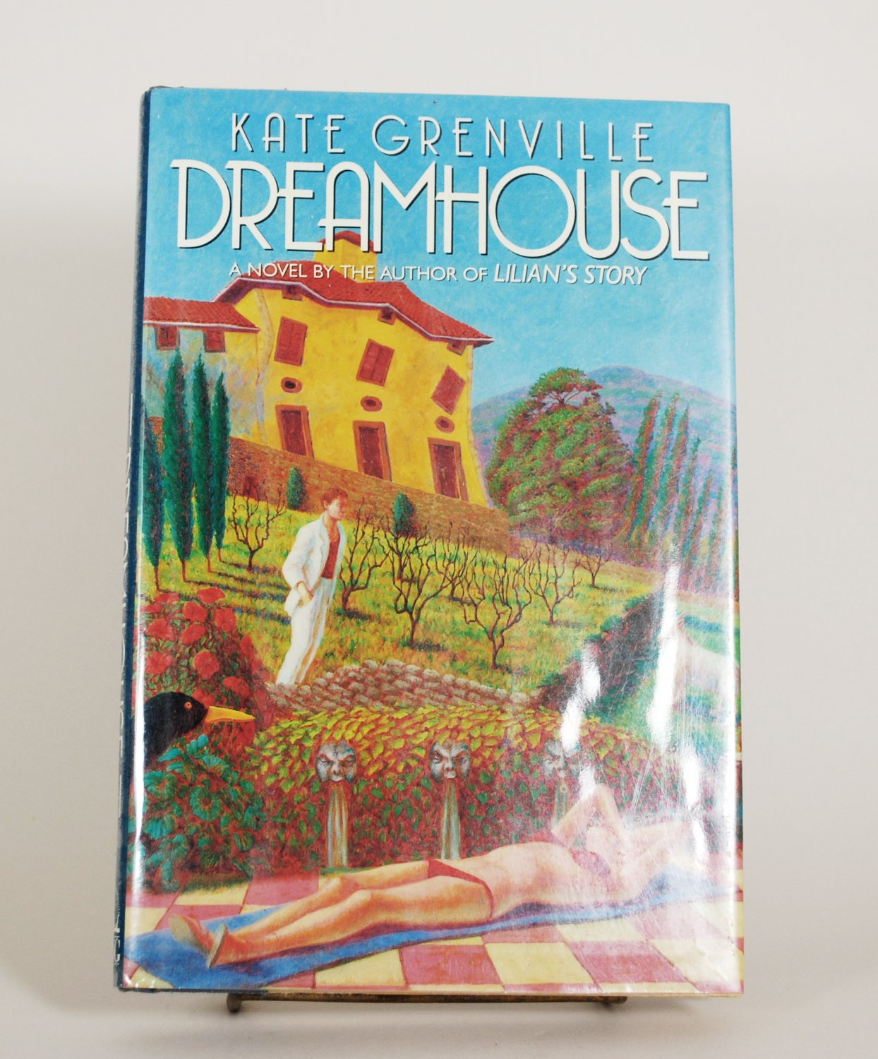 Dreamhouse by Kate Grenville HB