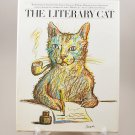 The Literary Cat Compiled by William E. Maloney Hardbound