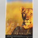 Born Free A Lioness of Two Worlds by Joy Adamson