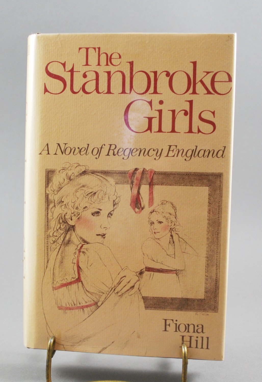 The Stanbroke Girls by Fiona Hill HB
