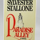 Paradise Alley by Sylvester Stallone Hardback Novel