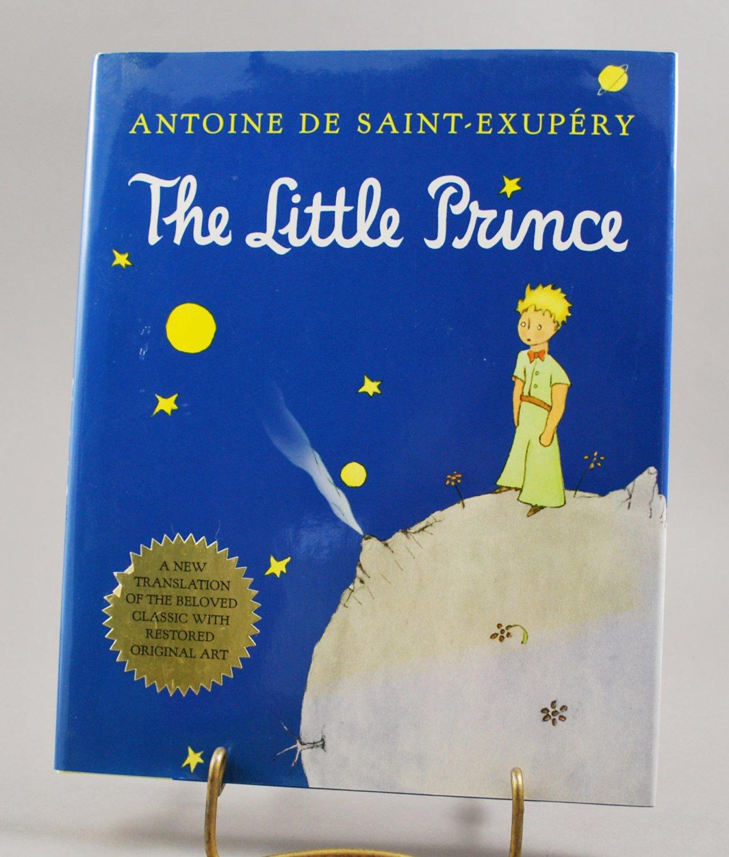 The Little Prince by Antonine De Saint-Exupery