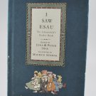 I Saw Esau The Schoolchild's Pocket Book Opie Sendak HB