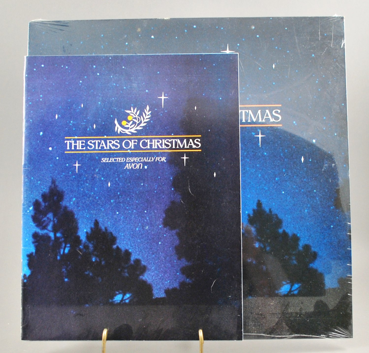 1988 Avon The Stars of Christmas Vinyl LP Record