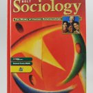 Sociology: The Study of Human Relationships W LaVerne Thomas HB