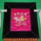 Flowery Mei Tai Baby Carrier 100% Handmade Art Front Back Sling Wrap Podaegi #103