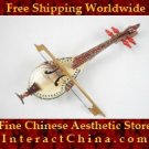 Uyghur Violin Fiddle Silk Road String Musical Instrument Xinjiang Music Khushtar 70cm