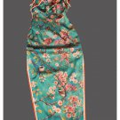 Premium Silk Top Tailor Artistry Cheongsam Qipao Gown Dress - Free Custom Made #106