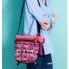 100% Handmade Handbag Purse Shoulder Sling Bag - Fine Oriental Embroidery Art #154