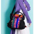 100% Handmade Handbag Purse Shoulder Sling Bag - Fine Oriental Embroidery Art #160