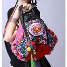 100% Handmade Handbag Purse Backpack Tribal Bag - Fine Oriental Embroidery Art #147