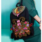 100% Handmade Handbag Purse Backpack Tribal Bag - Fine Oriental Embroidery Art #170