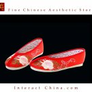 Women Slip On Casual Flat Espadrilles Shoe Handmade Sole Comfy Silk Brocade #105