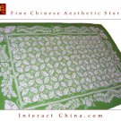"100% Handcraft Batik Artwork All Cotton 56x78"" Bedding Bed Sheet Spread Linen #230"