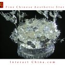 Silver Tiara Vintage Costume Tribal Jewelry 100% Handcrafted Jewellery Art #131